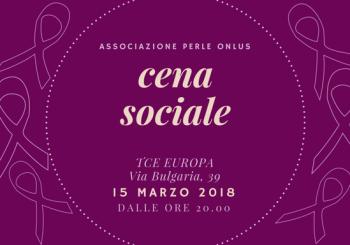 Cena Sociale per i Disturbi Alimentari | 15 marzo 2018